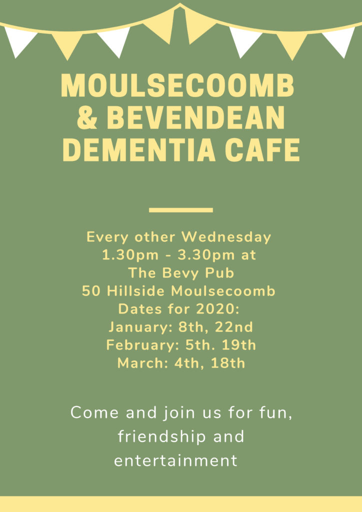 Bevy Brighton Dementia Cafe