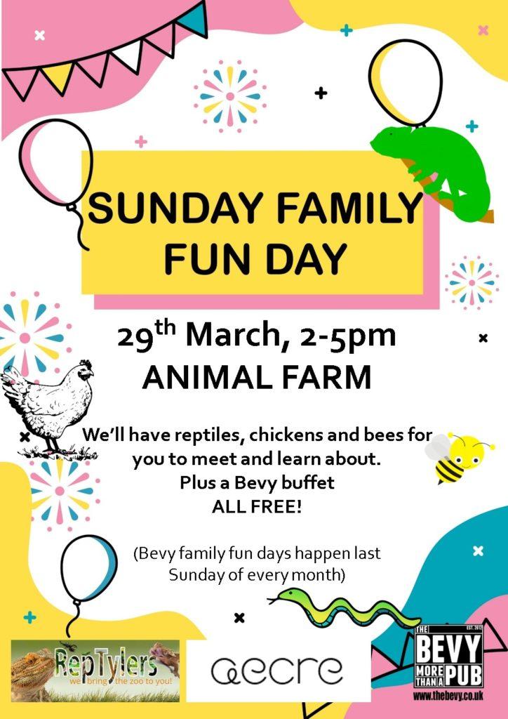 Bevy Brighton Sunday Funday