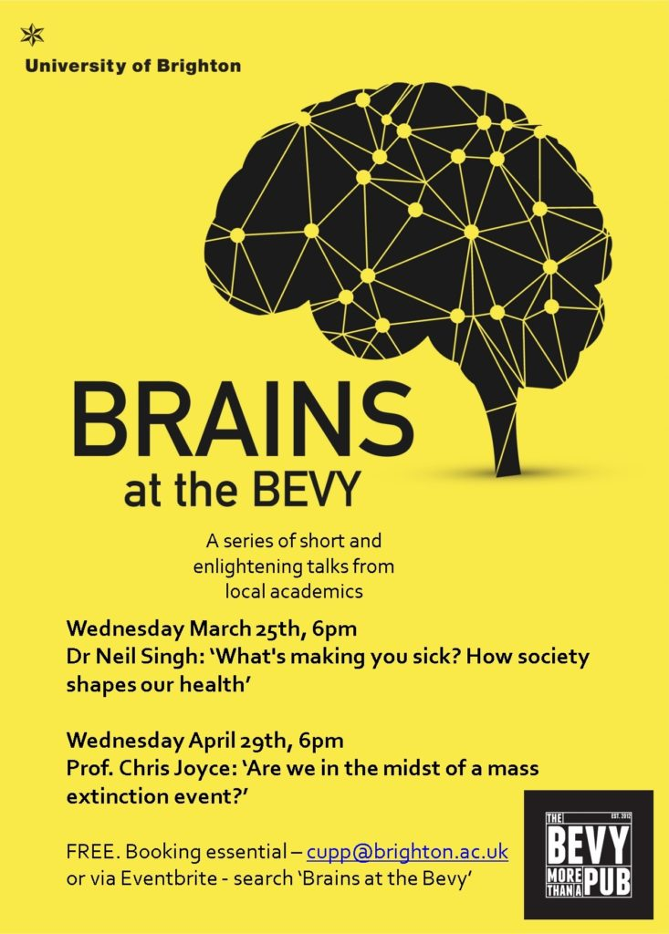 Brains at The Bevy, Brighton