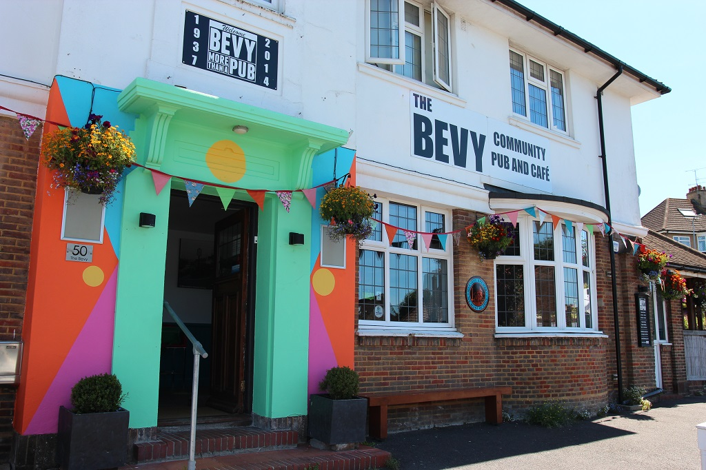 Bevy Brighton Community Pub