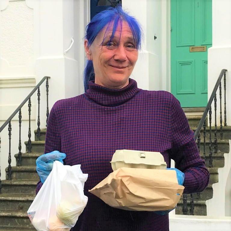 Bevy Meals on Wheels volunteer needed Brighton