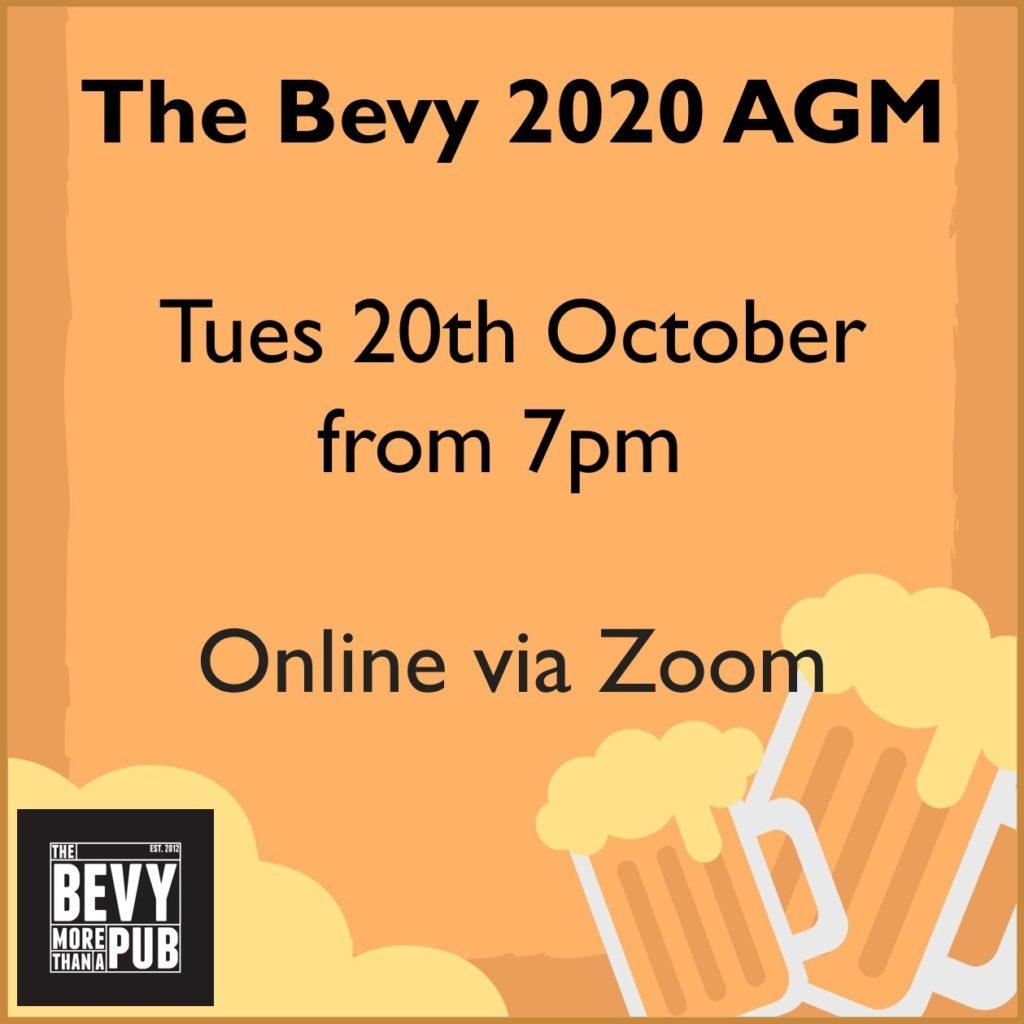 The Bevy Brighton AGM square