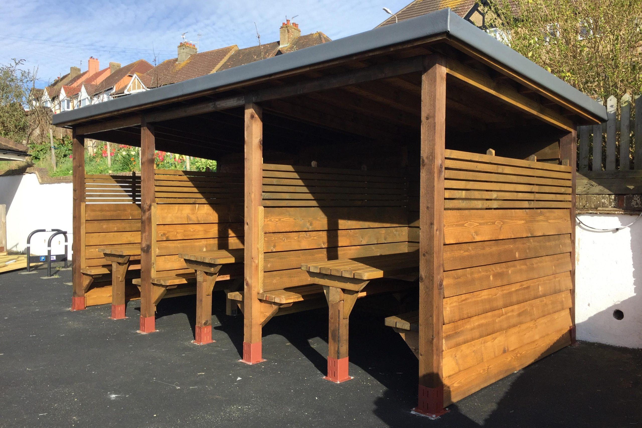 Bevy Brighton cabins