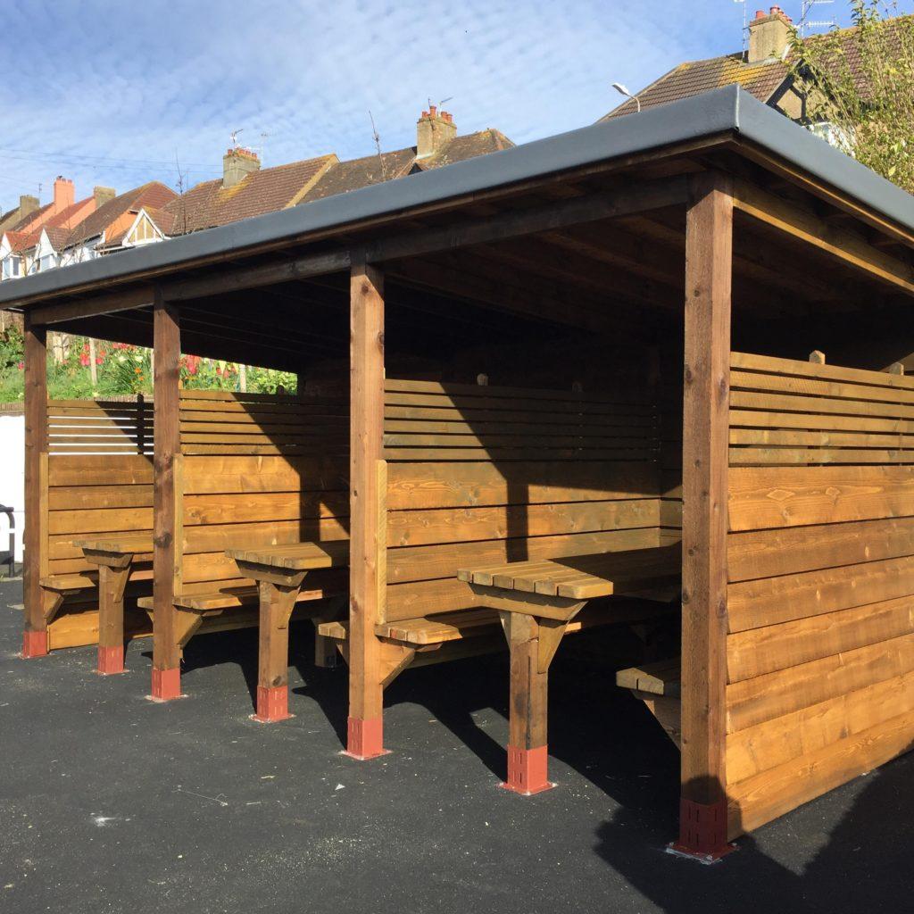 Bevy Brighton Garden Pods
